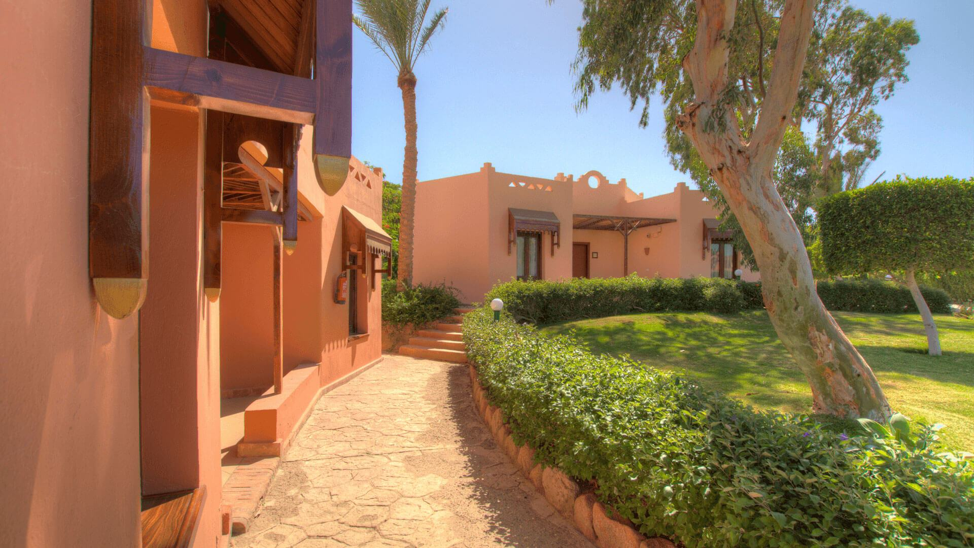 Nubian Village Hotel Slider Images